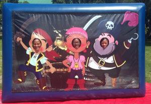 Photo Frame - Pirates