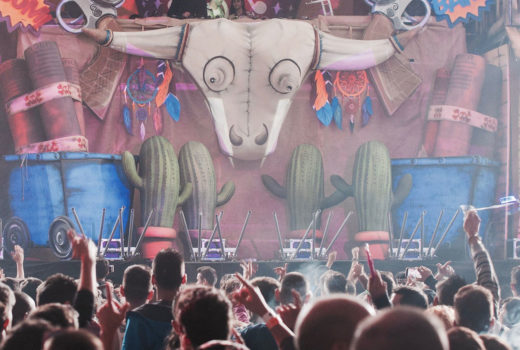 ELROW EL PILAR 2016: FAR WEST, SARAGOSA, SPAIN