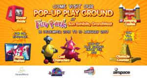 GrandWest Pop-Up Playground