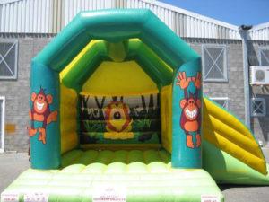 Jungle Jump & Slide