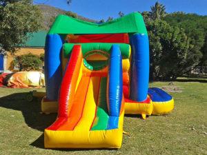 Rainbow Jump & Slide