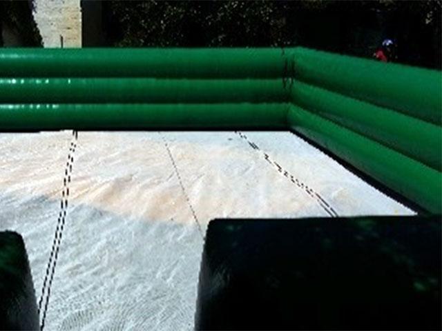 Foam Pit