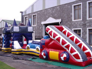 Traffic Jam Obstacle Course