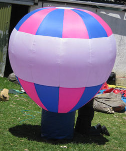 Balloon (Pink & Blue)