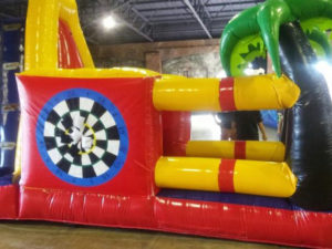 Gaming Jump and Slide: Back