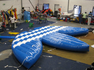 Airspace is a leading manufacturer of giant inflatables