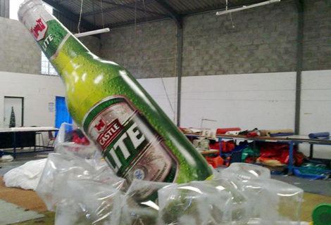 Castle Light Bottle