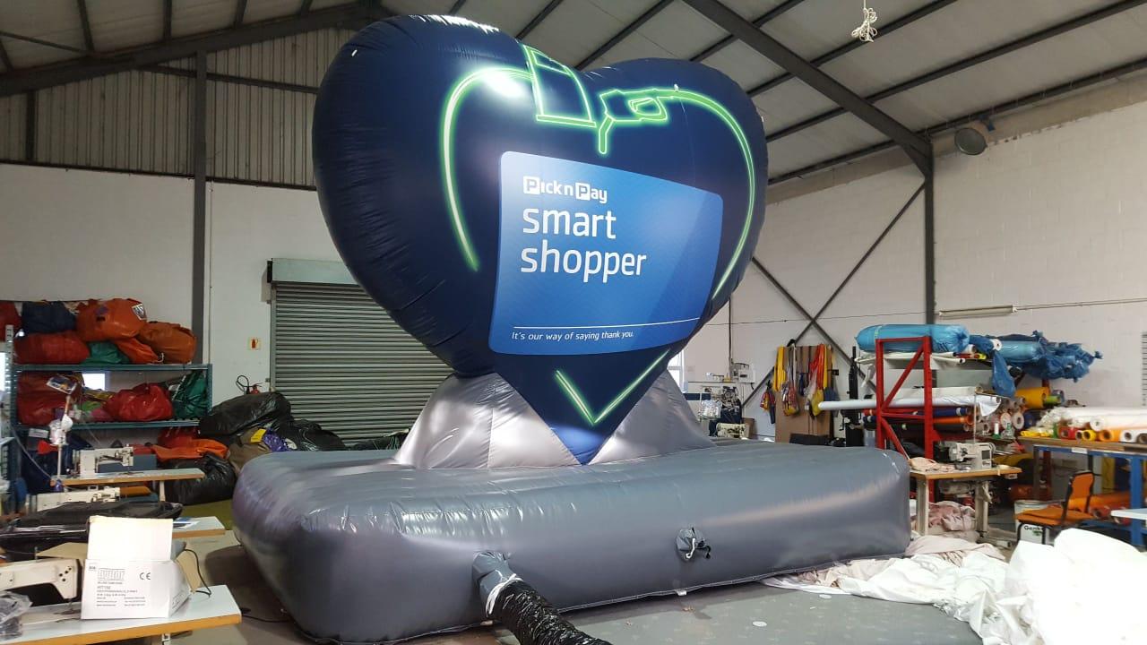 Smart Shopper Heart