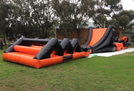 Team Build Obstacle Course