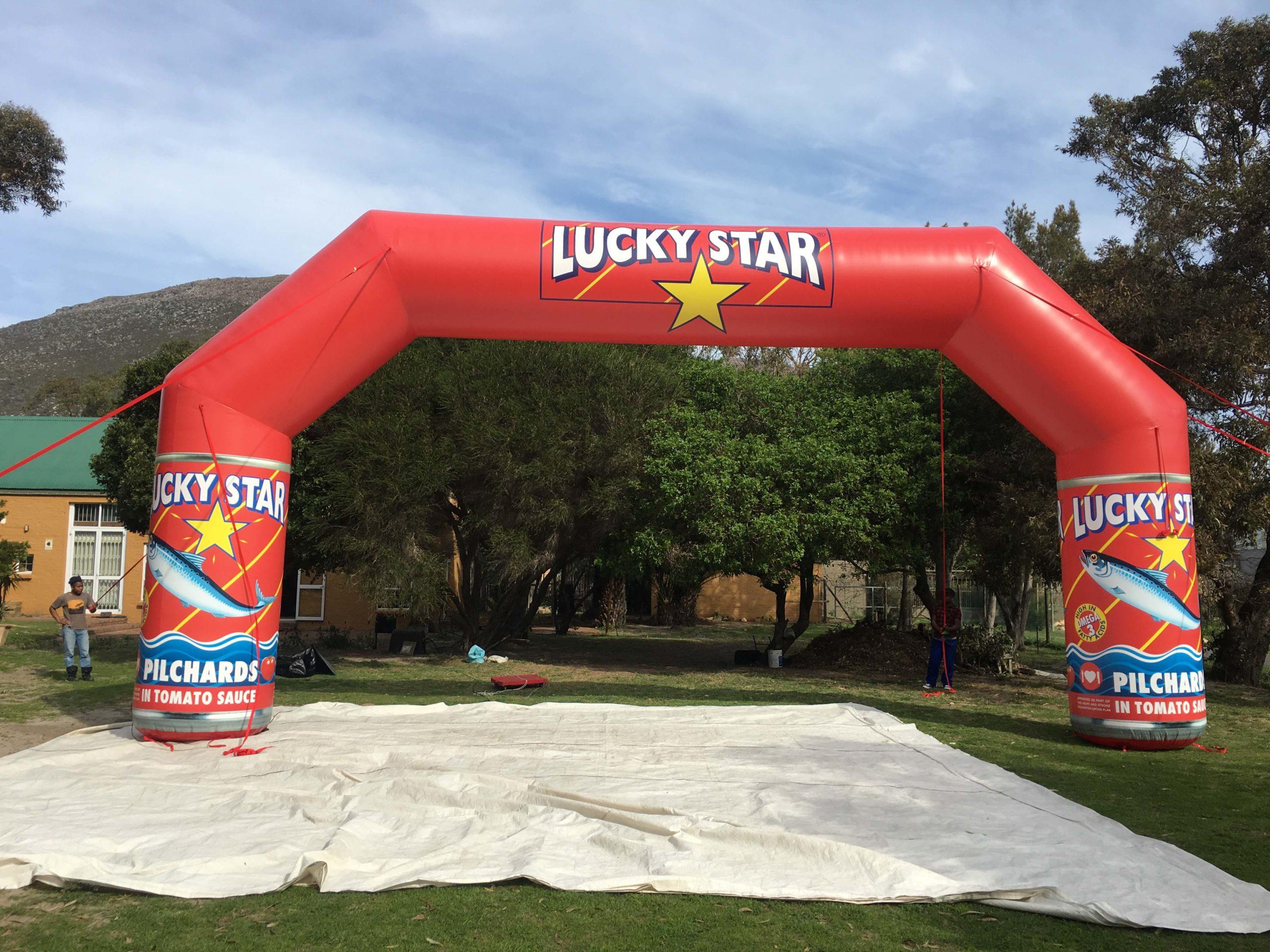 Lucky Star Arch