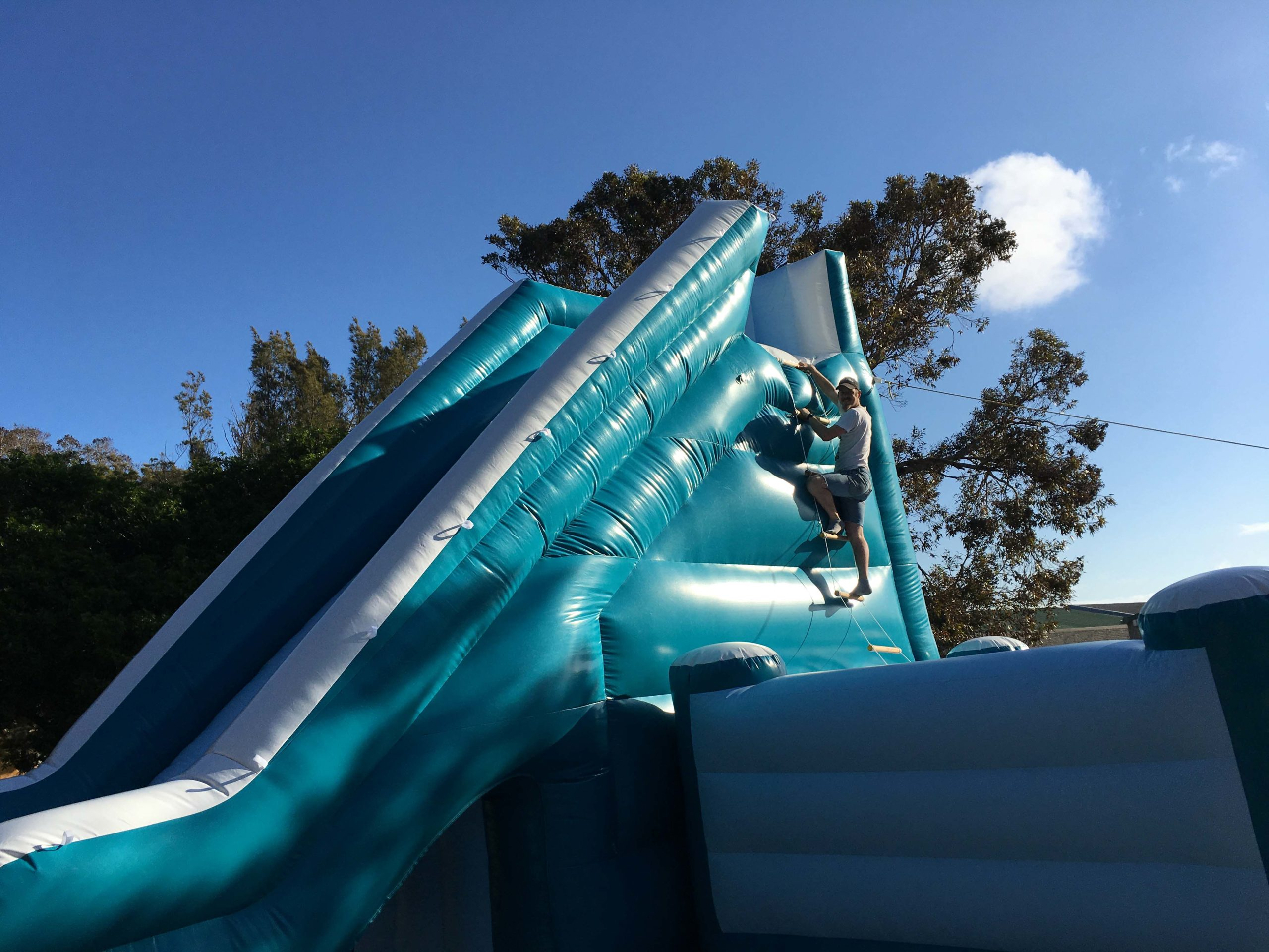 Jumper & Slide