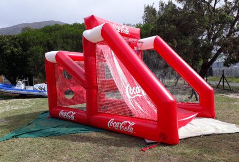 Coke – Soccer & Basketball Unit