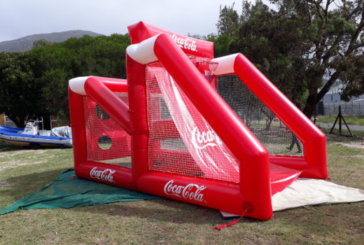 Coke – Soccer & Basketball Unit