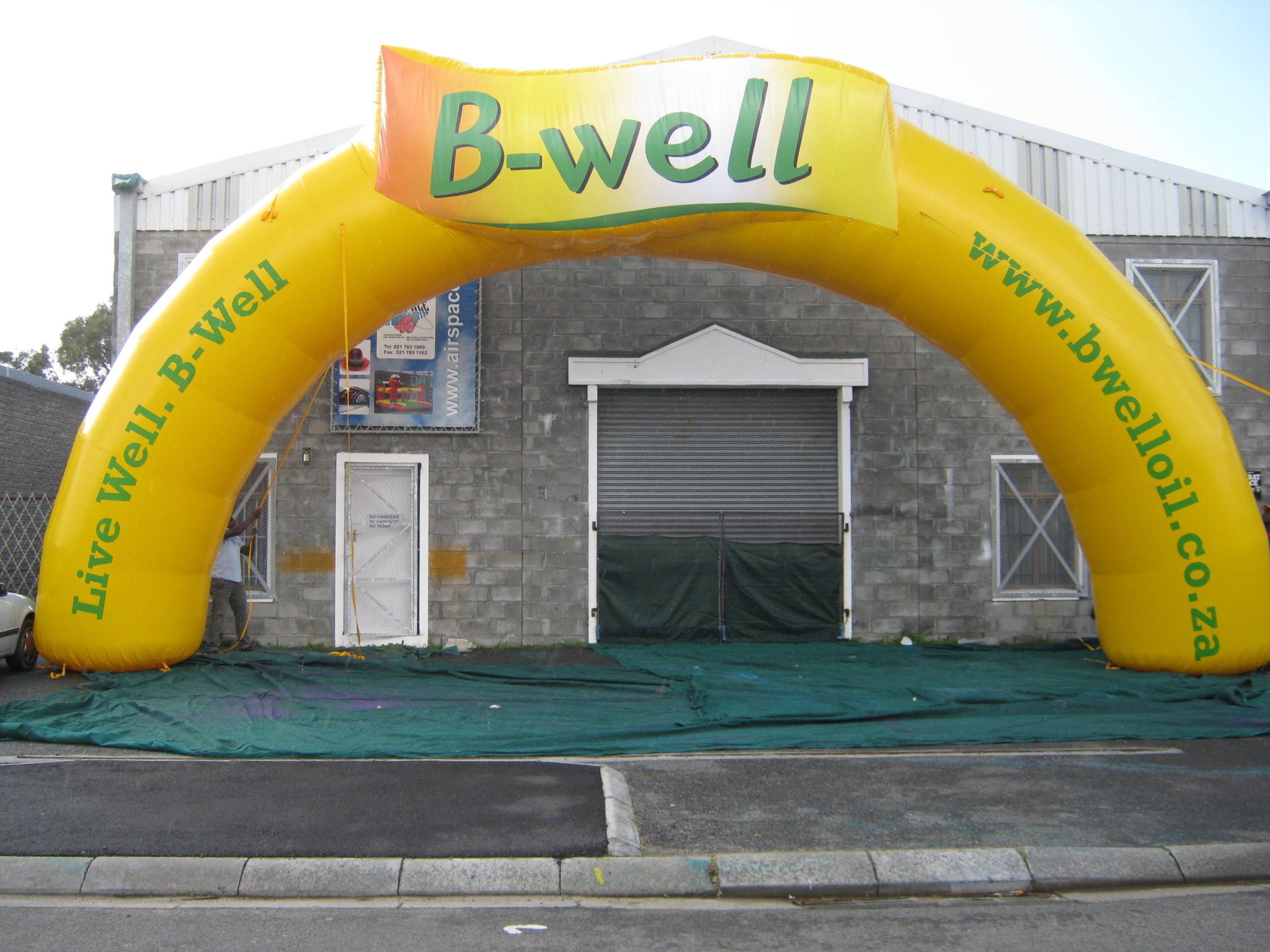 B-Well Arch