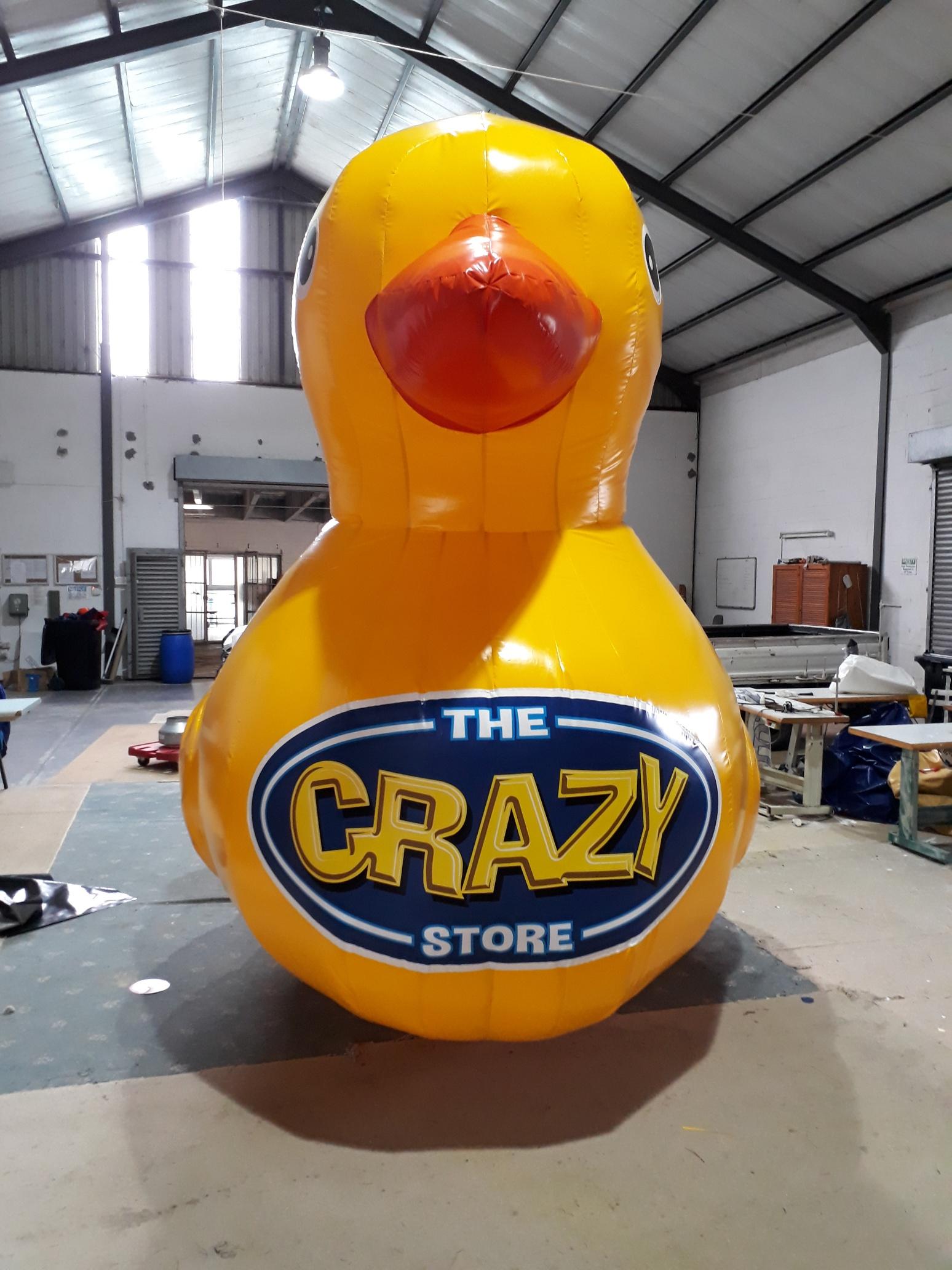 Crazy Store Duck