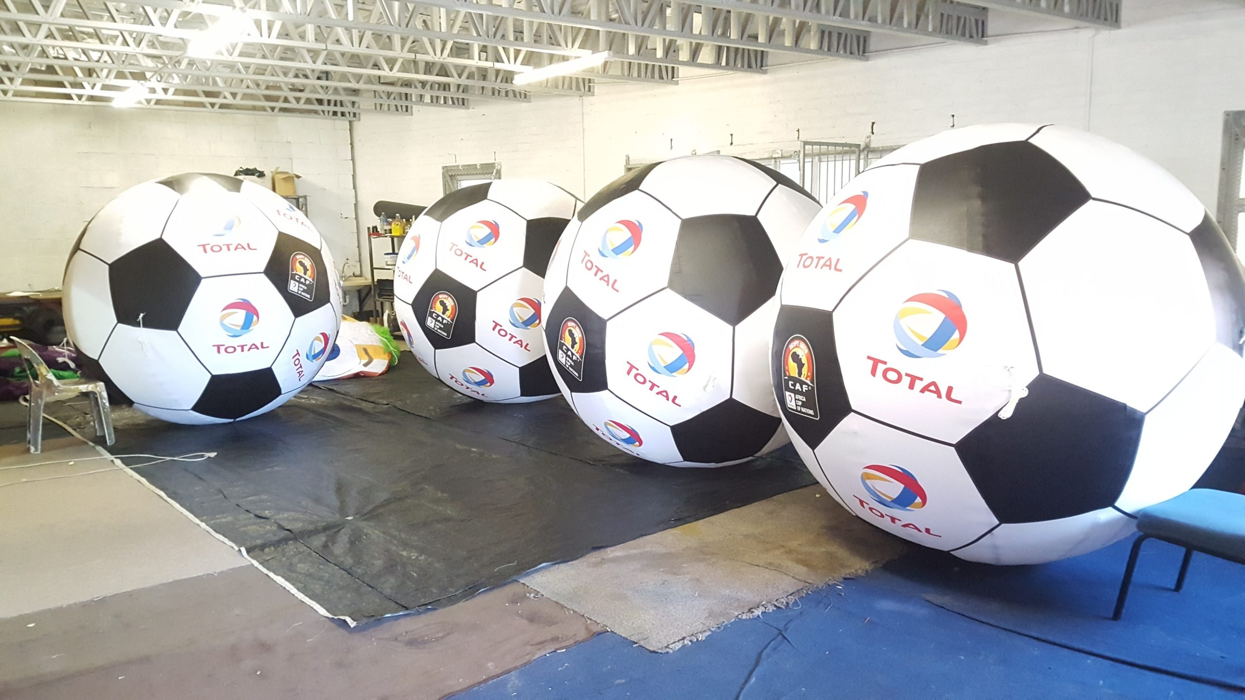 Total Soccer Balls